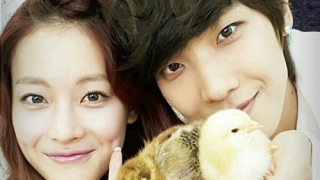 Oh Yeon Seo and Lee Joon