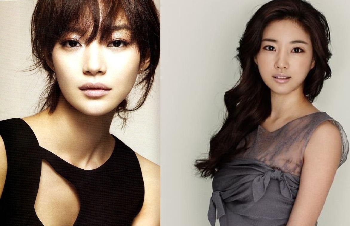 Who Looks Better: Kim Sarang vs. Shin Min Ah