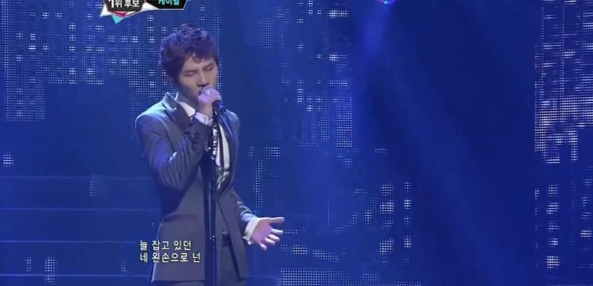 Mnet M! Countdown – November 1, 2012