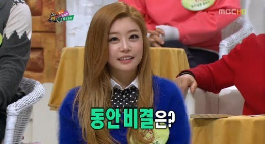 Girl's Day's Sojin Reveals Her Secret Behind Her Baby Face