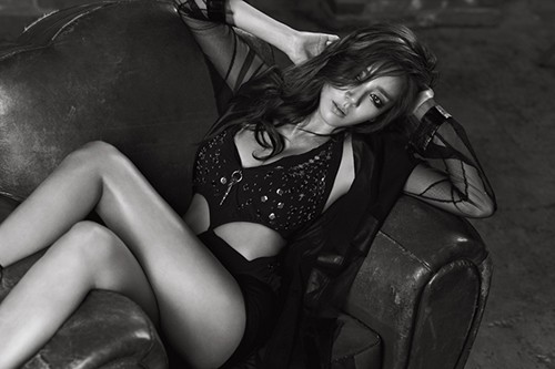 Sexy Queen Son Dam Bi's Comeback Teaser Photo Released