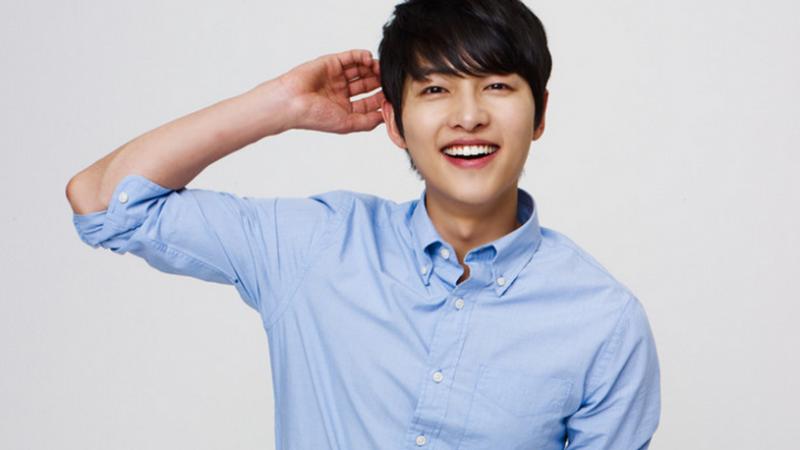 "[Spoiler] Song Joong Ki Says He Is Happy With the Ending in ""Nice Guy"""