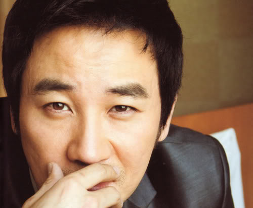"Uhm Tae Woong Drops Out of His Movie ""The Dog"""