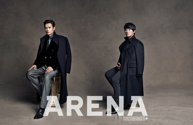 """Lee Byung Hun and Lee Seung Chul Headline 7th """"A-Awards"""" Nomination List"""