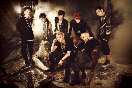 """Block B Visits Malaysia for """"2012 H-Artistry"""""""