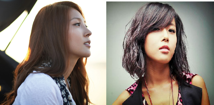 Who Wore it Better: BoA vs. Yubin