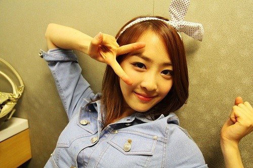 SISTAR's Dasom Talks about Her Acting Career