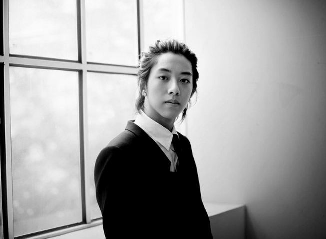 """CNBlue Lee Jung Shin on Fashion Magazine """"Marie Claire"""""""