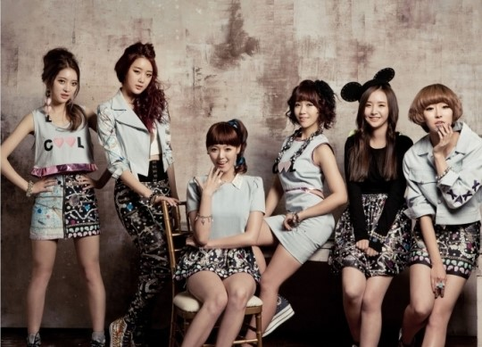 Dal Shabet To Have First Overseas Concert in Indonesia