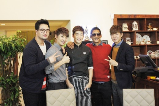 g.o.d. Reunites After 8 Years