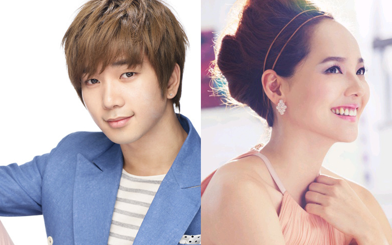 MBLAQ's G.O. Names Eugene as Most Beautiful Celebrity