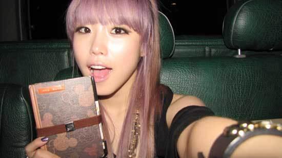 Secret's Hyosung Is Too Short?!