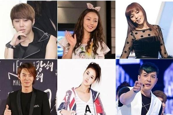 A New Dating Trend Among Idols?