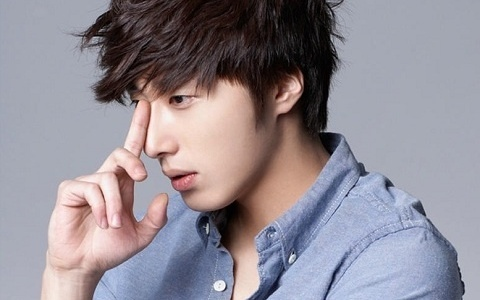Jung Il Woo's Poster for His First Fan Meeting in Taiwan