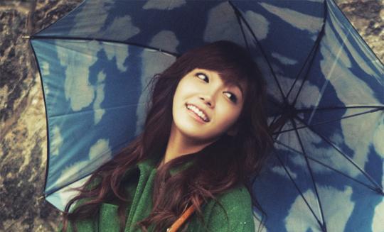 A Pink's Jung Eun Ji Shows Her No Makeup Face with Confidence