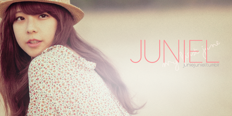 Juniel's Special Promotional Event for Her New Song