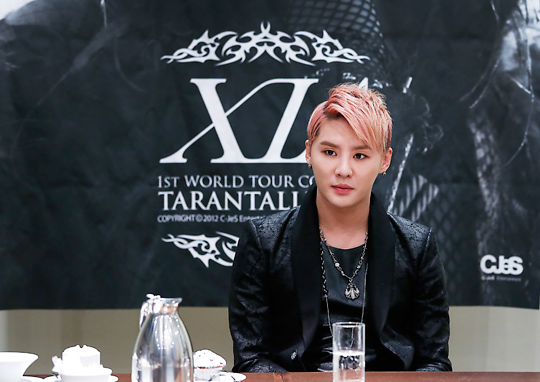 JYJ's Junsu Reveals True Feelings about DBSK