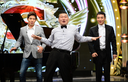 """Kang Ho Dong's Return on """"Star King"""" Beats """"Infinity Challenge"""" in Ratings"""
