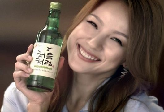 """Lee Hyori Ends Her Contract With Long-Time Friend """"Chum-Churum"""" Soju"""