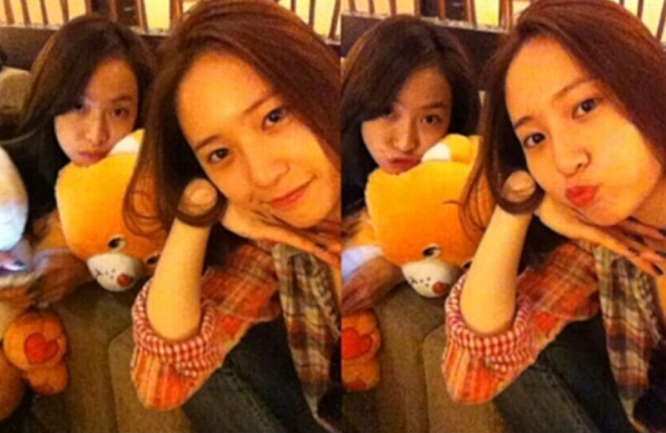 f(x) Krystal Looks Like Jessica and YoonA | Soompi