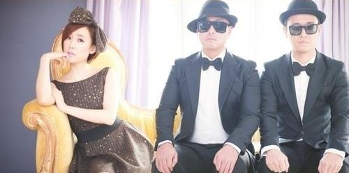 LeeSsang Put Themselves in Haha and Byul's Wedding Photos