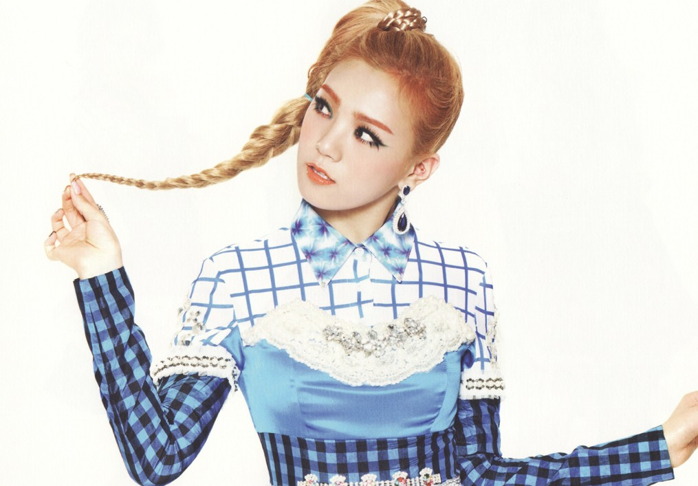 After School's Lizzy Confesses to Drinking at Work
