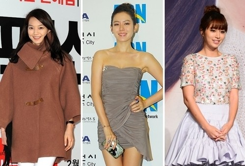 Son Ye Jin, Lee Min Jung and Shin Min Ah Dubbed as Loyal Celebs