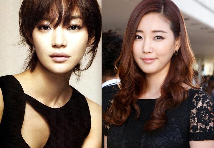 Who Would Make the Sexiest Office Lady: Shin Min Ah vs. Kim Sa Rang