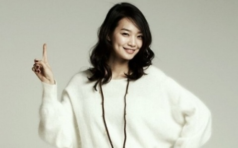 Shin Min Ah Looks Picture Perfect in Non-Photoshopped Picture