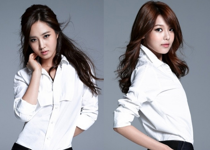 Girls Generation's Yuri and Sooyoung Wow Fans with Their Voluptuous Figure