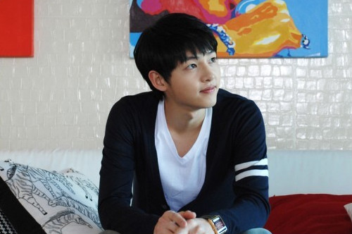 "Song Joong Ki: ""My Unforgotten First Love is Married"""