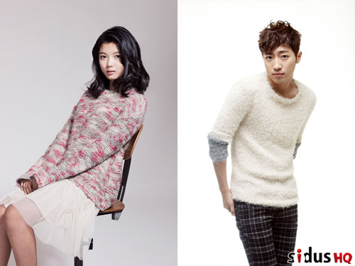 "Kim Yoo Jung & Lee Sang Yeob to Dub ""Nutcracker 3D"" Movie"