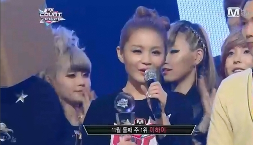 Mnet M! Countdown – November 8, 2012
