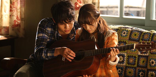 """""""A Werewolf Boy"""" Hits Four Million Admissions at Korean Box Office"""