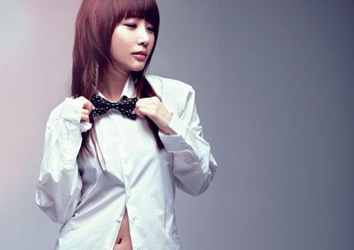 Brown Eyed Girls JeA's Kitty Selca