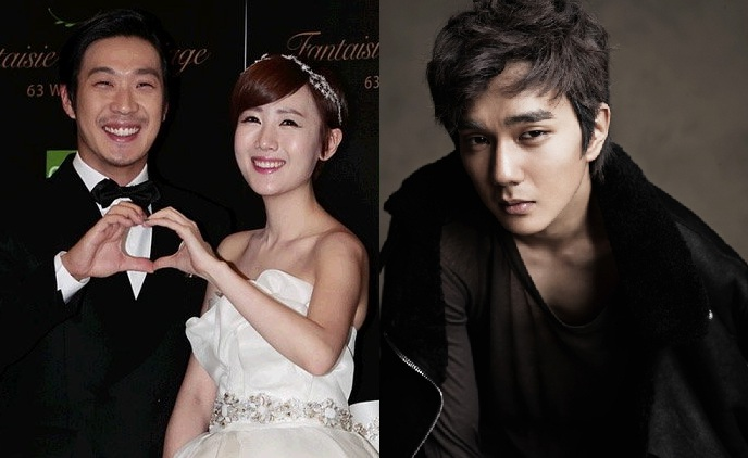 Haha and Byul Want a Son Who Resembles Yoo Seung Ho