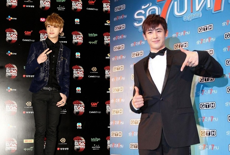 """Second Nichkhun"" Natthew Expresses His Wishes to Work with 2PM's Nichkhun"