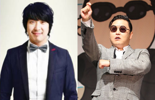 """PSY Promises a """"Blank Check"""" to Haha As a Wedding Gift??"""