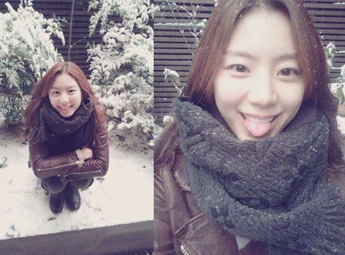 10 Celebrities Having Fun in the Winter Snow