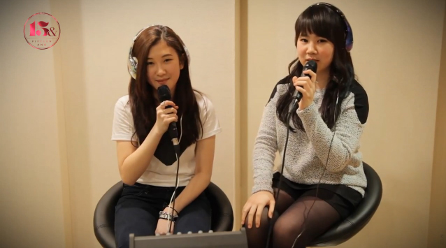 "15& Reveals Their Cover of the Wonder Girls' ""Be My Baby"""