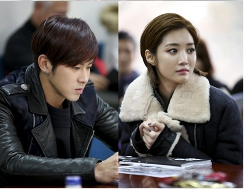 """First Script Reading of """"Night King"""" Held With Kwon Sang Woo, Soo Ae, Yunho and Others"""