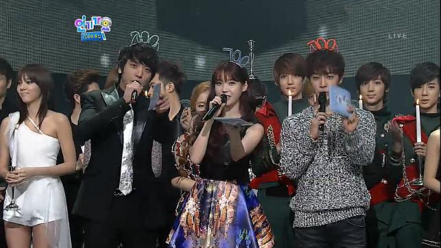 SBS Inkigayo 12.09.12