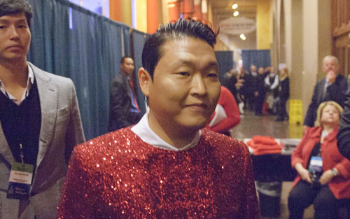 The Atlantic Wire Says PSY Is More Anti-Torture Than Anti-America
