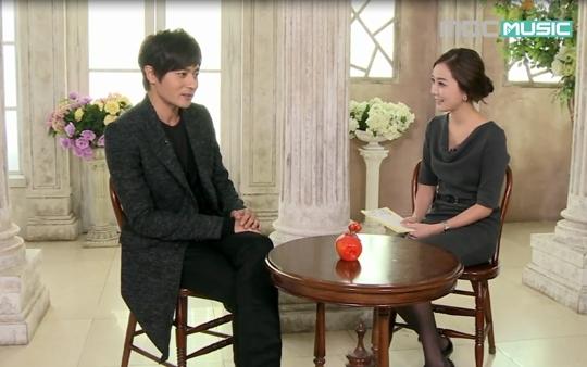 Jang Dong Gun Shares His Tip For Resolving Marital Disputes