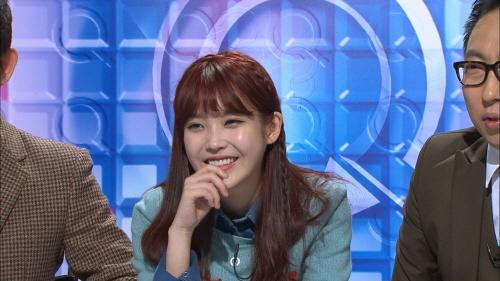 IU Reveals Her Ideal Type