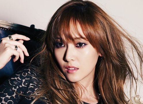 Girls' Generation's Jessica Is a Sexy Flight Attendant in Latest Profile Pic
