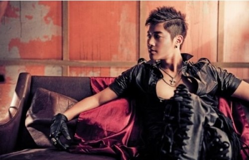 "Kim Hyun Joong Named ""Most Popular Foreign Musician"" in China"
