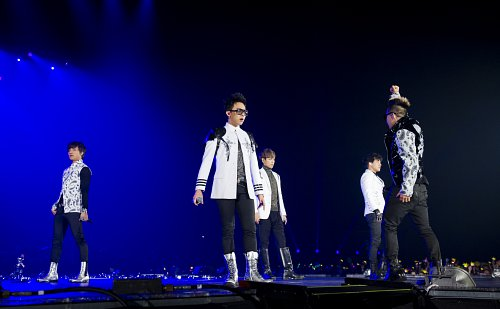 Big Bang to Hold First Concert at the Wembley in London
