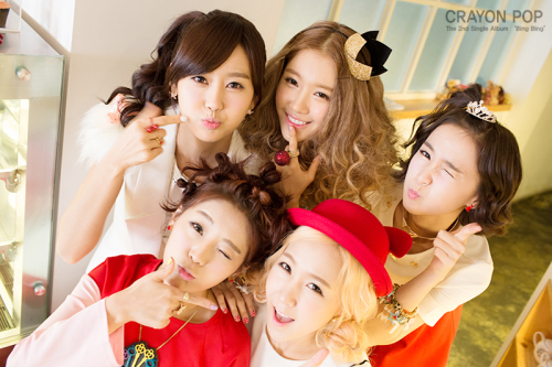 Crayon Pop's Agency Apologizes for Asking for Money Instead of Gifts