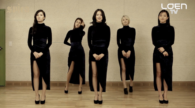 "SPICA Reveals Dance Tutorial for ""Lonely"""